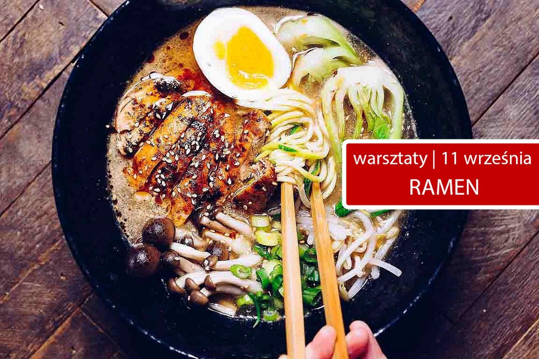 Ramen - zupa szczęścia