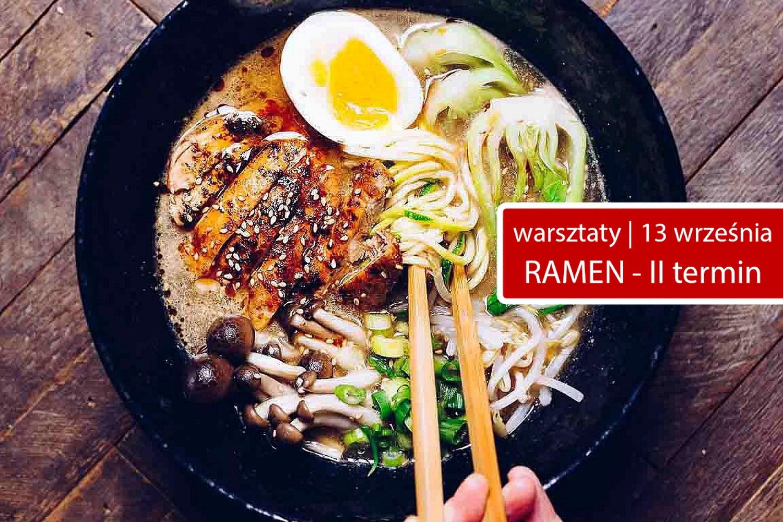 Ramen - II termin