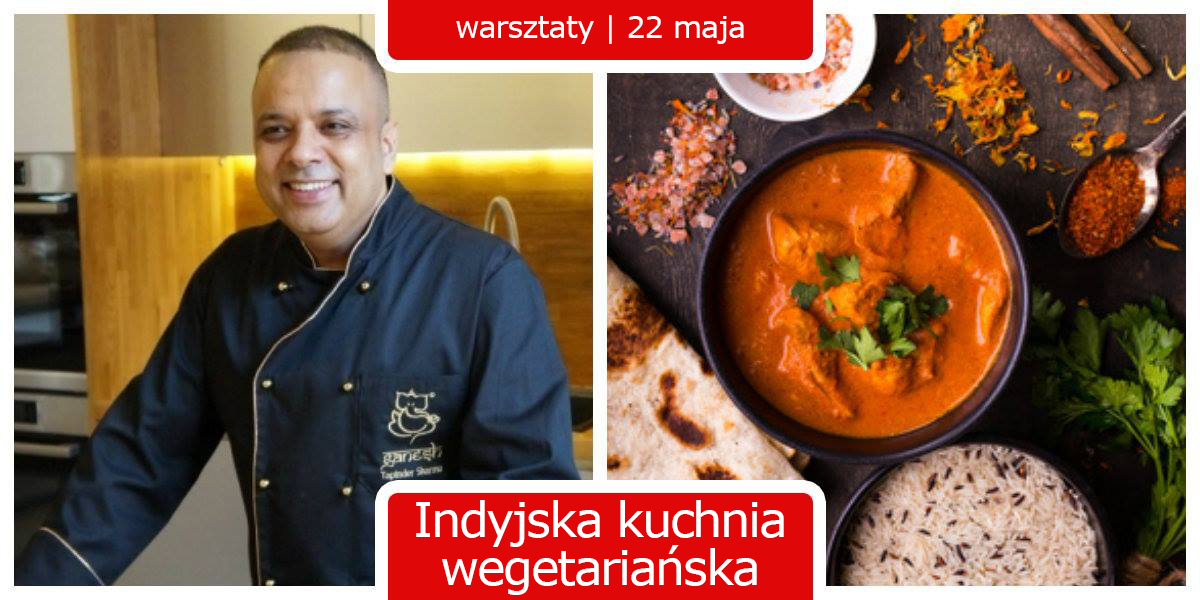 Wegetariańska kuchnia indyjska