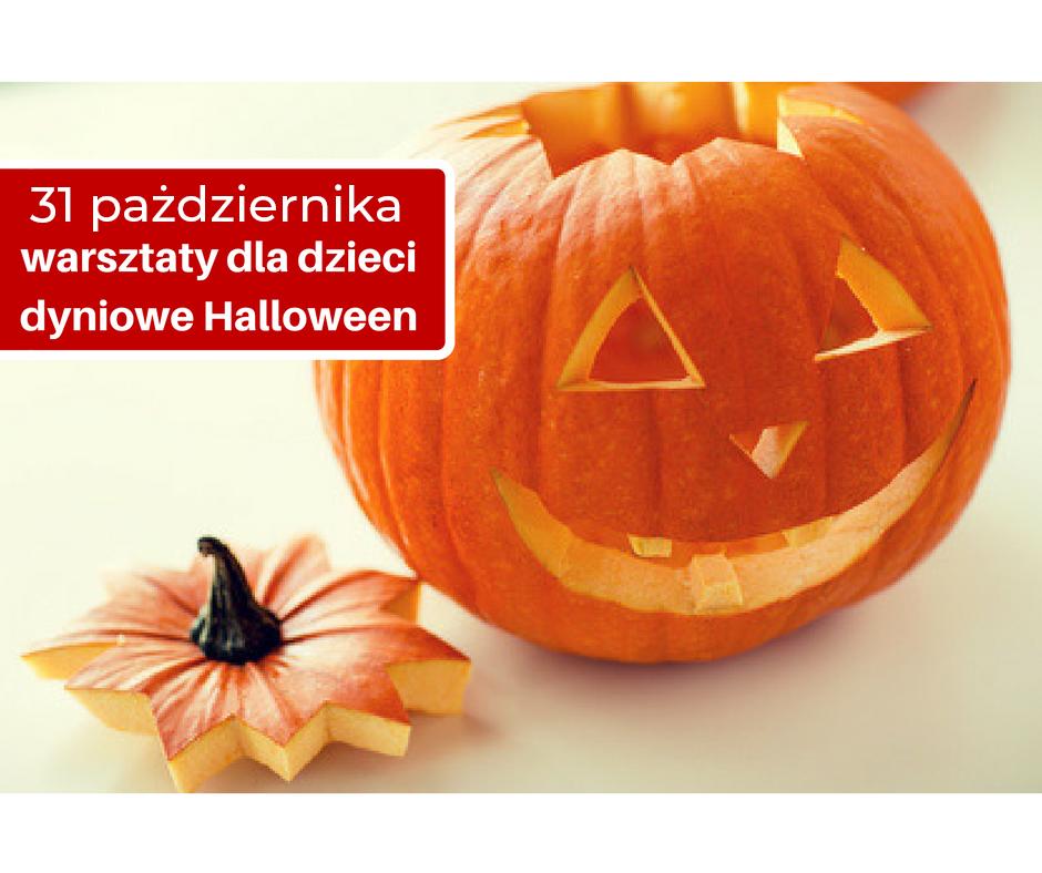Dyniowe Halloween